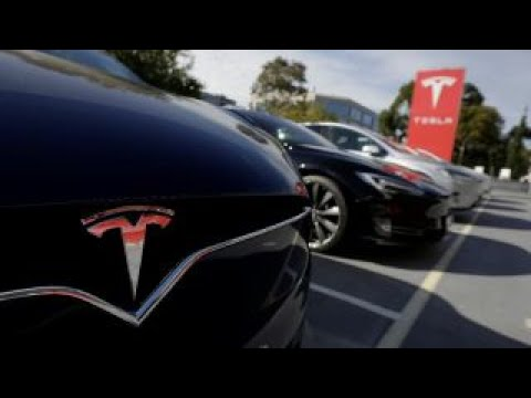 Is Tesla opening a plant in China?