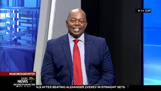 Media Monitor, 17 November 2019
