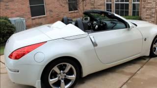Nissan 350Z Roadster (2008) Videos