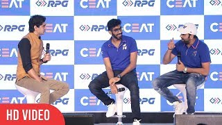 Rohit Sharma Share Emotional Moment After Winning IPL 2019 | Jasprit Bumrah Sledging Senior Player