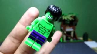 LEGO BATMAN VS SUPERMAN   FINGER FAMILY