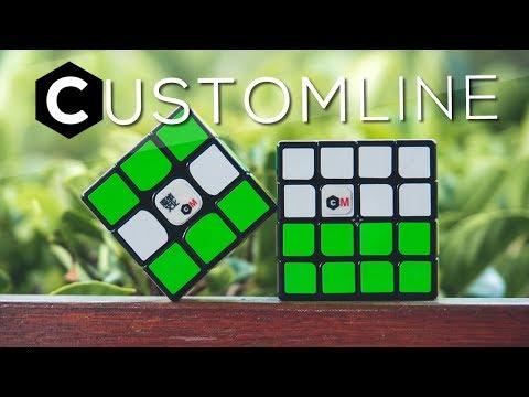 Customline GTS2 and WuQue Overview! | Speedcube.com.au