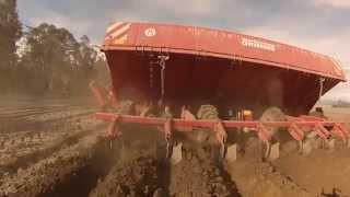 potato planting 2014 australia grimme spudnik john deere