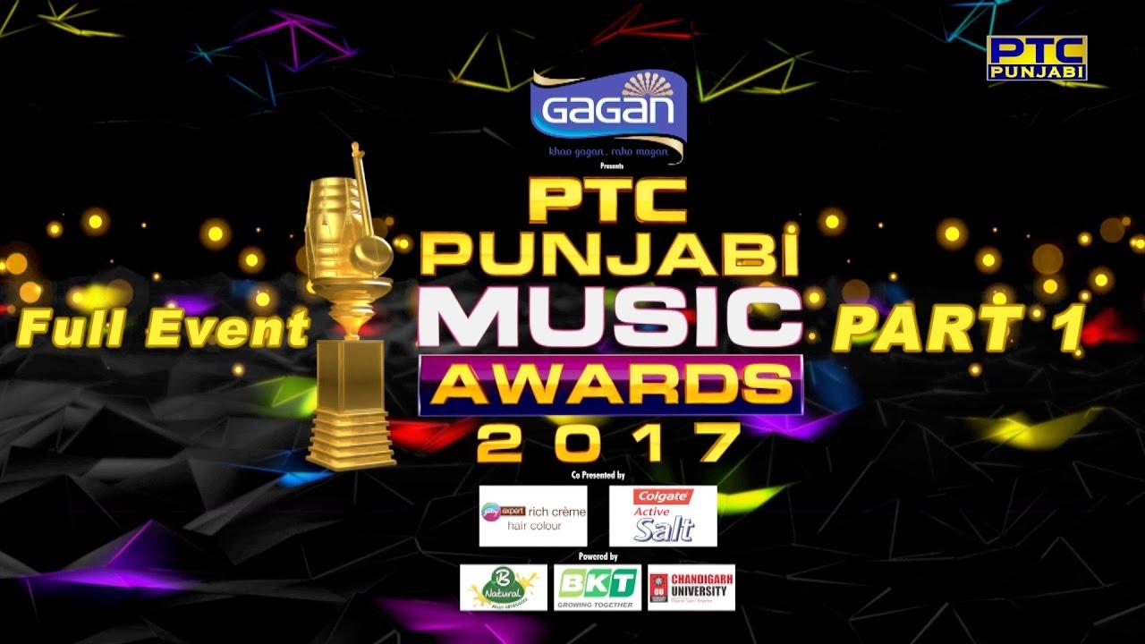 PTC Punjabi Music Awards 2018: Here's The Full List Of