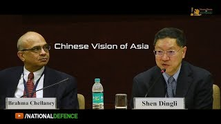 Chinese Prof Shen Dingli Reveals China's Vision Of Asia