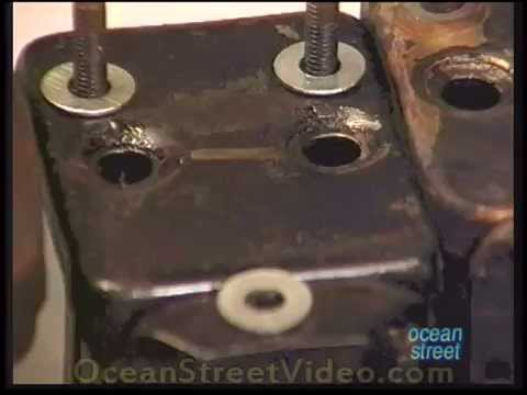 VW Engine Build: Final Assembly Part 2, Oil Cooler Seals, Type 1