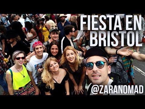 SALIR DE FIESTA EN BRISTOL. Guía de bares, discotecas & festivales