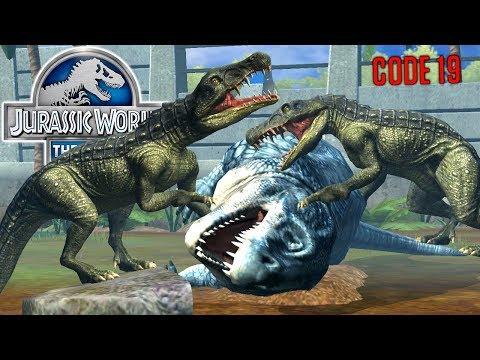 jurassic-world:-das-spiel-#7---die-erschaffung-des-nundasuchus-&-code-19-bricht-aus!-|-lp-jw-deutsch