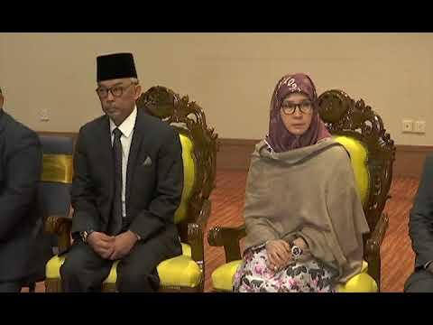 Pemasyhuran sebagai Sultan Pahang letakkan Tengku Abdullah calon Agong