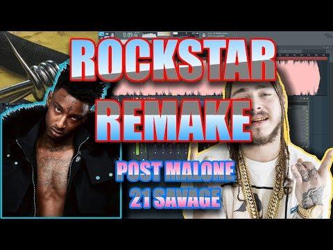 Post Malone - Rockstar ft. 21 Savage REMAKE Tutorial
