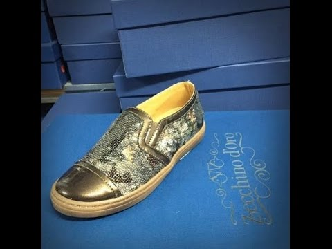 In visita alla fabbrica di Zecchino d'Oro Shoes