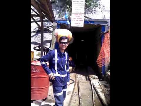 pt natarang mining, Santo project
