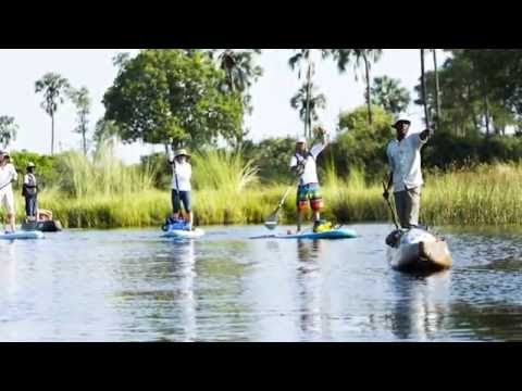 Escape+Explore - Okavango SUP Expedition April 2015