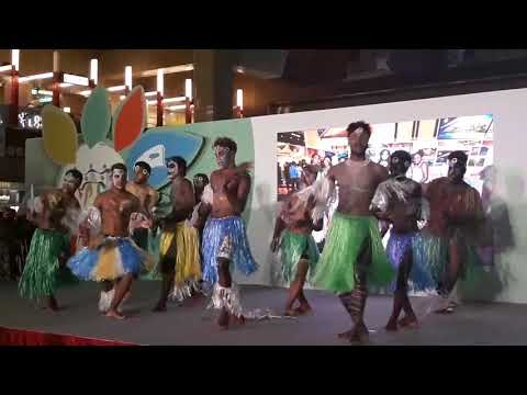 SISAT 2k17 performance Asia-Pacific day