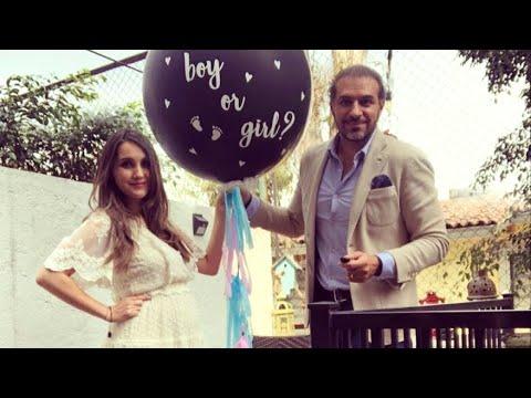 Dulce María y Paco Álvarez revelan el género del bebé que esperan