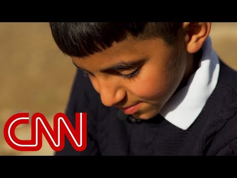 Kidnapped boy raised by American ISIS mother