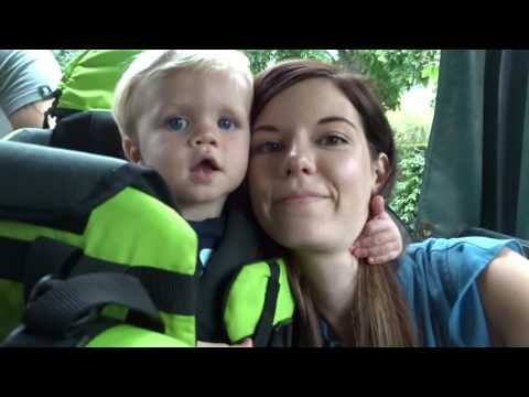 Toddler Travel - Guatemala