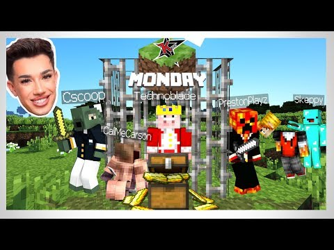 Minecraft Monday Week 5 Highlights