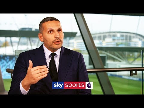 EXCLUSIVE! Khaldoon Al Mubarak On $500m Investment, Raheem Sterling & Premier League Title Race!