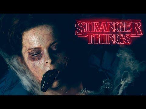 Barb Stranger Things Makeup Tutorial  Freakmo Halloween