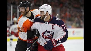 Philadelphia Flyers vs Columbus Blue Jackets, 15 march 2018