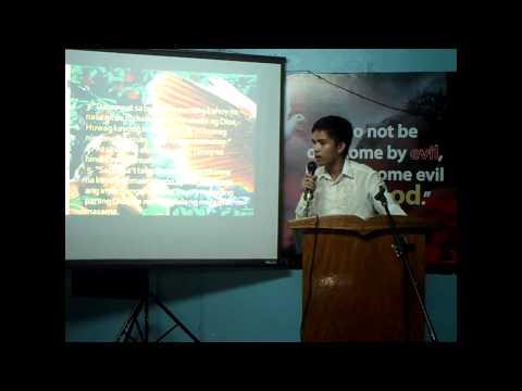Ang Malaking Tunggalian (Great Controversy) - Biblical SDA Doctrines [tagalog] - Gener S. Mercene
