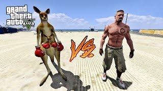 BOKSÖR KANGURU VS YURİ BOYKA (GTA 5 MODS)
