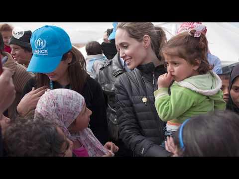 انجلينا جولي: كلفة عدم انهاء المعاناة في سوريا مرتفعة جداً