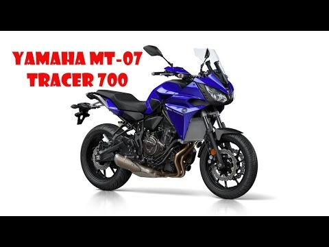 2017 yamaha mt 07 tracer 700 test ride review fj 07 love. Black Bedroom Furniture Sets. Home Design Ideas