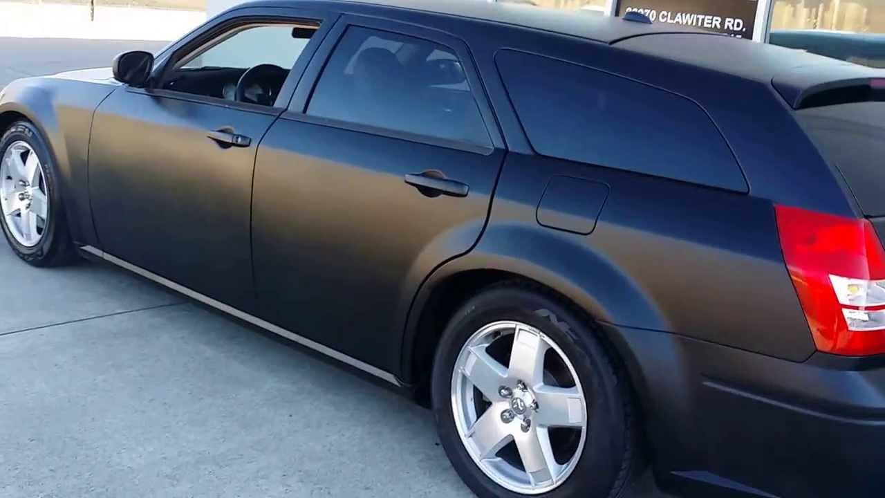 For Sale 2005 Dodge Magnum Sxt W 68k Awd Nav B T Mtx Sun Amp