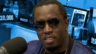 Puff Daddy Interview at The Breakfast Club Power 105.1 (04/01/2016)