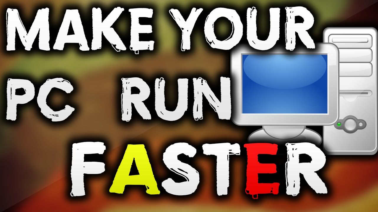 How To Speed Up Computer - Speed Up Slow Computer - Speed Up Computer  Windows 10