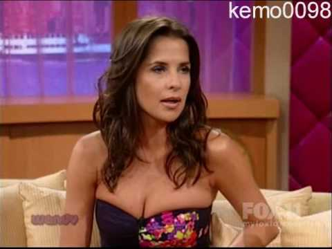 Kelly Monaco  with  Wendy