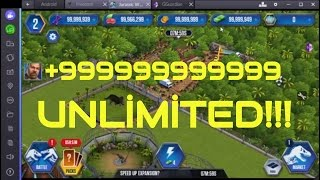 JURASSIC WORLD | COİNS | MONEY | EAT | DNA CHEAT/HACK for iOS & Android & PC & Tablet |