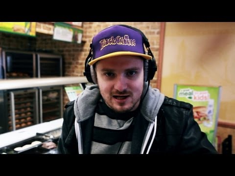 Subway Rap Video, Episode 101: The Pitch