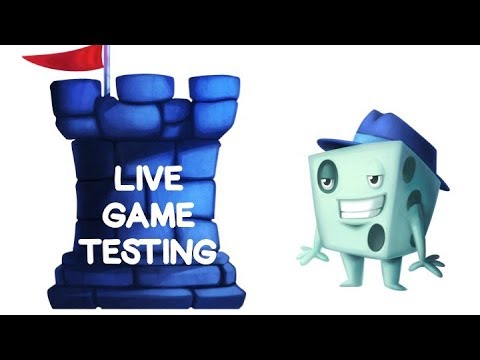 Live Game Testing Tuesday SPOILER WARNING!!!!!