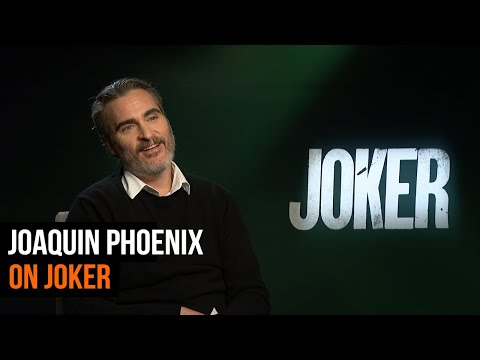 Joaquin Phoenix Interview | JOKER