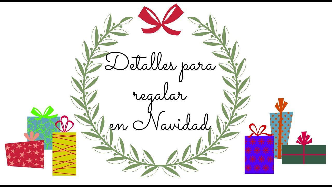 Bonitos detalles para regalar a tus amigos en navidad for Detalles de navidad