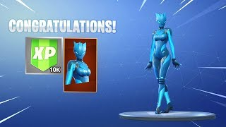 I Finally Unlocked BLUE LYNX Skin in Fortnite..