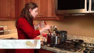 How to Make Healthy Chili Cheese Dog and Side Salad