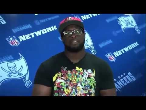 Gerald McCoy on Jameis Winston & His Favorite Superheroes | Dave Dameshek Football Program | NFL