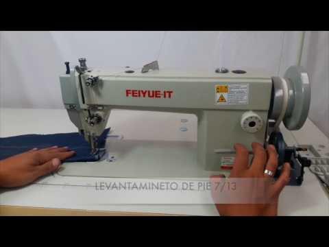 Modelo: FY5318 Maquina De Coser Recta Industrial doble