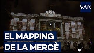 Barcelona dedica el mapping de la Mercè a Joan Brossa