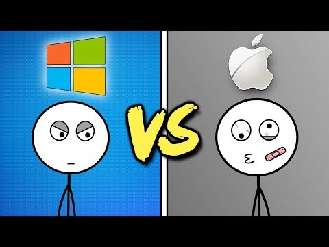 Windows Gamers VS Mac Gamers