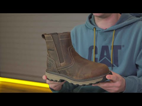 The Pelton S1P Safety Boot - YouTube