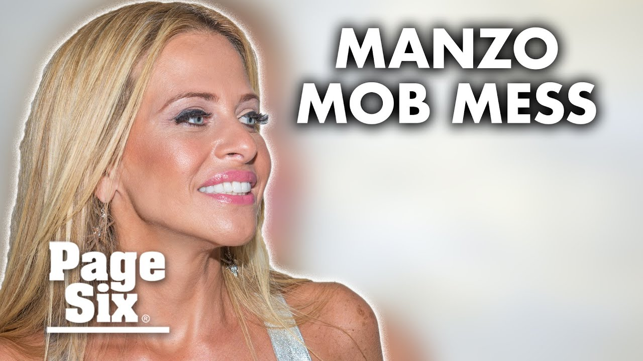 Ex-hubby of 'RHONJ's' Dina Manzo hired mobster to attack her now-husband | Page Six Celebrity News
