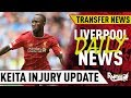 Keita Injury Update & Liverpool Snubbed Coutinho | #LFC Daily News LIVE