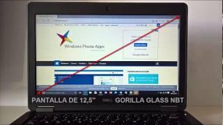 Experiencia con el Dell Latitude E5250, un dispositivo para cualquier ocasión
