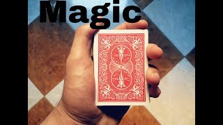 Amazing magic card trick by :Youssef Albali
