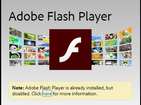 How To Enable Adobe Flash Player For Chrome Browser Users
